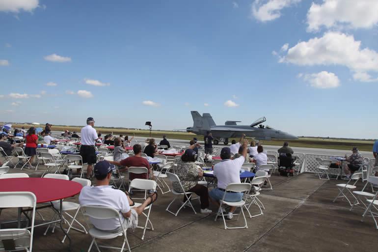 Eagle_Squadron_VIP_View