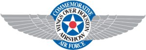 CAF Wings Over Houston Airshow Logo