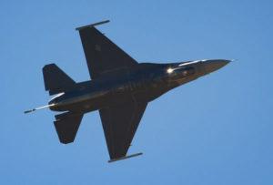 F-16C Viper Demo Team