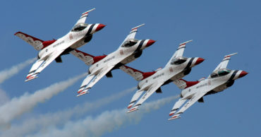 2019 Performers | Thunderbirds | Snowbirds | Wings Over Houston
