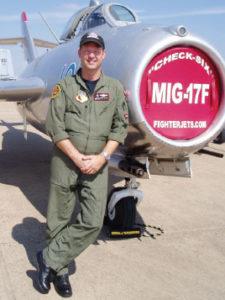Randy Ball - MiG-17