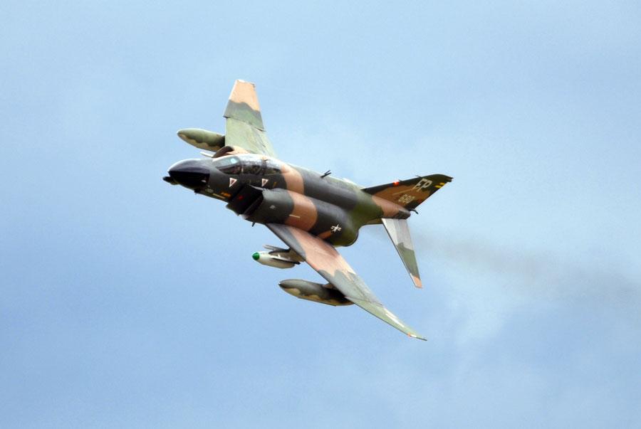 F-4D Phantom