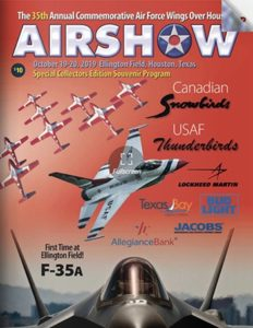 2020 Airshow Program Cover