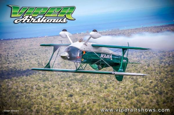 Jason Newburg - Viper Airshows