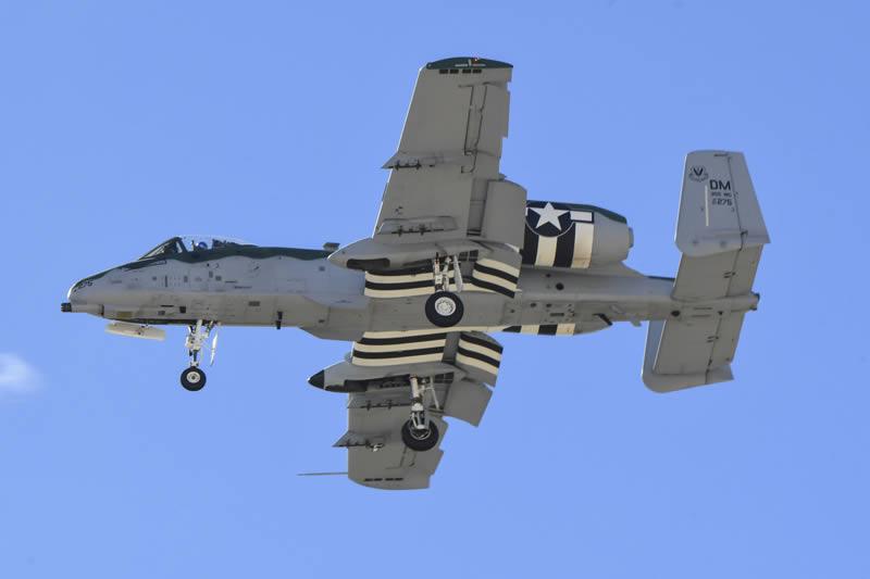 A-10 Demo Team 2020 Paint Scheme!