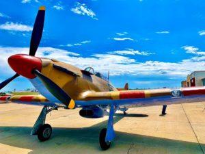 Hawker Hurricane - Dakota Territory Air Museum